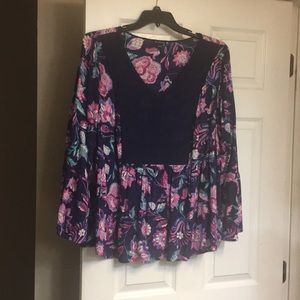 New Direction top size 1X